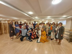 Семинар всероссийского проекта «ЭтНик: ресурсное сообщество» объединил 40 экспертов этнокультурной сферы в тематические хабы