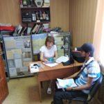 Центр социально-правовой поддержки переселенцев «Искусство жить» проводит консультации для иностранных граждан