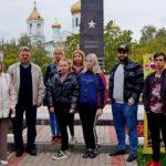 В Кантемировке провели акцию «Ради мира на земле!»