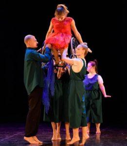 """Лаборатория танцевального искусства """"Катины_танцы"""" приглашает инвалидов в свой танцевальный коллектив"""