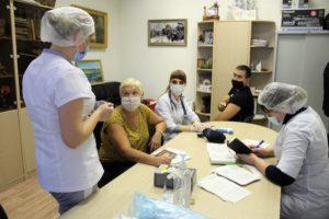 Ресурсный центр НКО – площадка проведения Дня вакцинации общественников